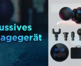 ABOX Massagepistole – Das Bestseller-Modell 2019/2020