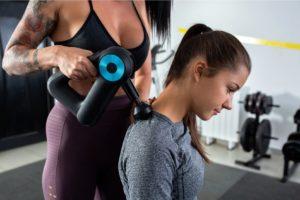 Massagepistolen richtig anwenden