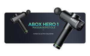 abox hero 1 massage gun